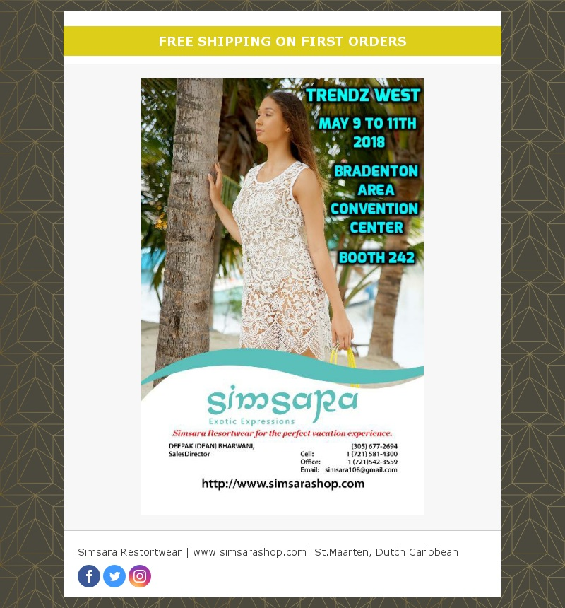 High Quality Resort And Beach Wear For Women